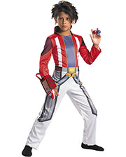 Halloween Costumes DG24342L Boys Bakugan Dan Child 4-6 at GotApparel