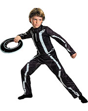 Halloween Costumes DG25900L Boys Tron Legacy Classic 4-6 at GotApparel