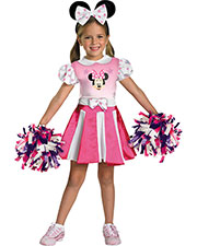 Halloween Costumes DG26896M Infants Minnie Mouse Cheerleader 3t-4t at GotApparel