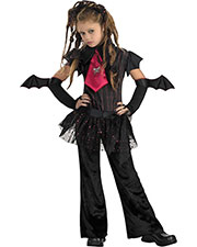 Halloween Costumes DG2800G Girls Bat Chick Sz 10 To 12 at GotApparel