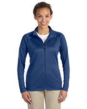 Ladies' Stretch Tech-Shell® Compass Full-Zip at GotApparel