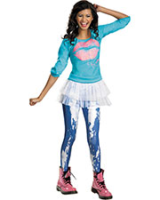 Halloween Costumes DG44928K Girls Shake It Up Rocky Classic 7-8 at GotApparel