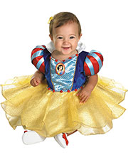 Halloween Costumes DG50487W Infants Snow White  12-18mos. at GotApparel
