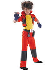 Halloween Costumes DG50539K Boys Bakugan Dan Classic 7-8 Child at GotApparel