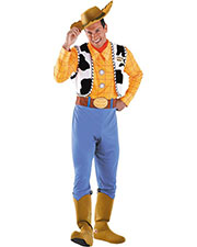 Halloween Costumes DG50550D Men Woody Deluxe 42-46 at GotApparel