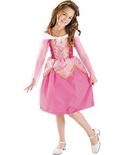 Halloween Costumes DG50570M Infants Aurora Deluxe Child 3t-4t at GotApparel