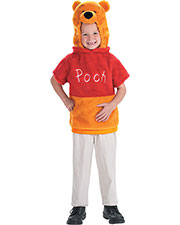 Halloween Costumes DG5618S Infants Vest Winnie The Pooh 1 To 2 at GotApparel