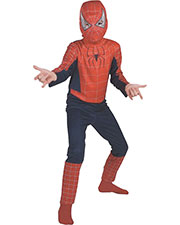 Halloween Costumes DG5662H Men Spiderman Movie 7 To 10 Plus at GotApparel