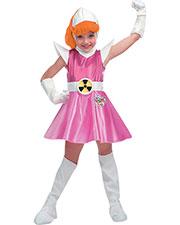 Halloween Costumes DG5747L Girls Atomic Betty Dlx Cost 4 6 at GotApparel
