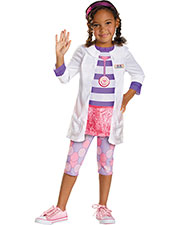 Halloween Costumes DG59084L Girls Doc Child Classic 4-6 at GotApparel