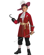 Halloween Costumes DG5966M Boys Captain Hook Classic 3t 4t at GotApparel