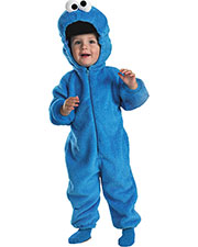 Morris Costumes DG6598S Cookie Monster Deluxe 2t at GotApparel