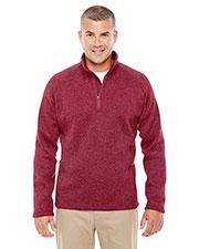 Bristol Sweater Fleece Quarter-Zip at GotApparel