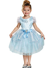 Halloween Costumes DG82902L Girls Cinderella Classic 4-6 at GotApparel