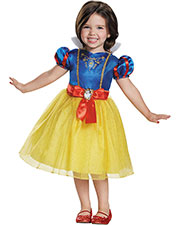 Halloween Costumes DG82911M Infants Snow White Toddlr Classc 3t-4t at GotApparel