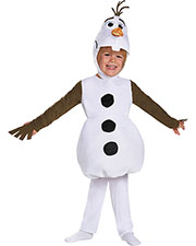 Halloween Costumes DG83176M Infants Frozen Olaf Tddlr Clssic 3t-4t at GotApparel