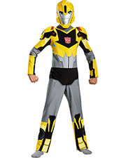 Halloween Costumes DG85560G Boys Bumblebee Animated Child 10-12 at GotApparel