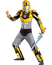 Halloween Costumes DG85563K Boys Bumblebee Classc Muscle 7-8 at GotApparel