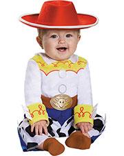 Halloween Costumes DG85607W Infants Jessie Deluxe  12-18 at GotApparel