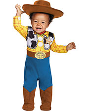 Halloween Costumes DG85609W Infants Woody Deluxe  12-18 at GotApparel