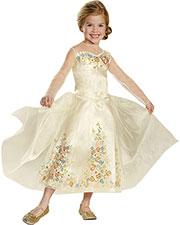 Halloween Costumes DG87066M Infants Cinderella Wedding Dress 3t-4t at GotApparel
