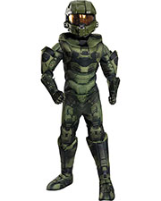 Halloween Costumes DG89980K Boys Master Chief Prestge Chl 7-8 at GotApparel