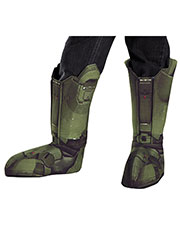 Morris Costumes DG89999CH Master Chief Child Boot Covers at GotApparel