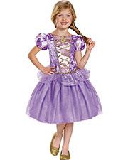 Halloween Costumes DG98478M Infants Rapunzel Classic 3t-4t at GotApparel