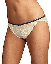 Maidenform DM0008 Women Lace Tanga at GotApparel