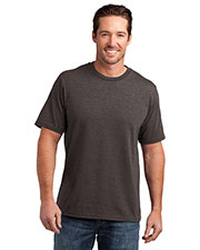 District Made DM108 Men Perfect Blend Crew Tee at GotApparel