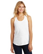 District Made DM138L  ®  Ladies Perfect Tri ®  Racerback Tank. at GotApparel