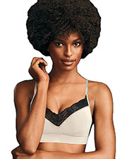 Maidenform DM7968 Women Fit to Flirt Seamless Lace TBack Bra at GotApparel