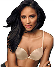 Maidenform DM9900 Women Love the Lift Push Up & In Lace Demi Bra at GotApparel