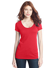District DT245 Women 60/40 Scoop Tee at GotApparel