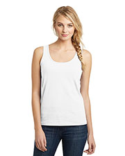 District DT5301 Women The Concert Tank at GotApparel