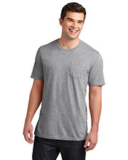 District DT6000P Adult Very Important Tee  With Pocket at GotApparel