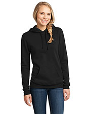 District DT811 Women The Concert Fleece Hoodie at GotApparel