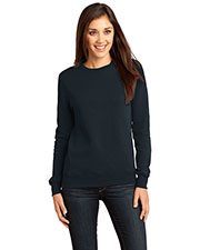 District DT821 Women The Concert Fleece™ Crew at GotApparel