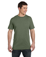 Custom Embroidered Econscious EC1080 Adult 4.25 Oz. Blended Eco T-Shirt at GotApparel