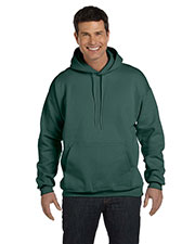 Hanes F170 Men 9.7 oz. Ultimate Cotton 90/10 Pullover Hood at GotApparel