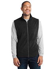 Port Authority F226 Men Microfleece Vest at GotApparel