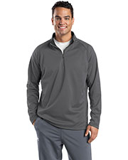 Sport-Tek F243 Men Sport-Wick 1/4Zip Fleece Pullover at GotApparel