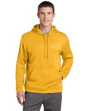 Sport-Tek F244 Men Sport-Wick Fleece Hooded Pullover at GotApparel