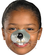 Halloween Costumes FA226  NOSE MOUSE W ELASTIC at GotApparel
