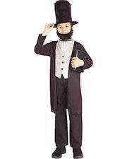 Halloween Costumes FM58268LG Boys Abraham Lincoln Child 12-14 at GotApparel