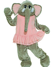 ELEPHANT DANCING MASCOT at GotApparel