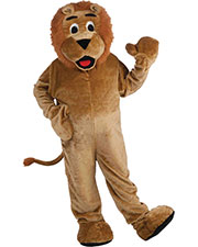 Halloween Costumes FM67322 Men Lion Mascot at GotApparel