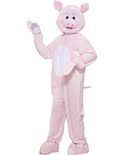 Halloween Costumes FM67722 Men Pig Mascot at GotApparel