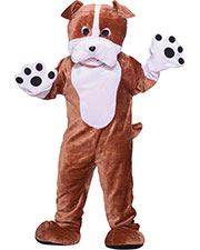 Halloween Costumes FM68212 Men Bull Dog Mascot at GotApparel