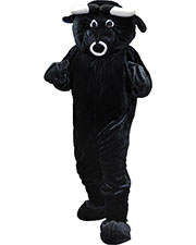 Halloween Costumes FM68214 Men Bull Mascot at GotApparel